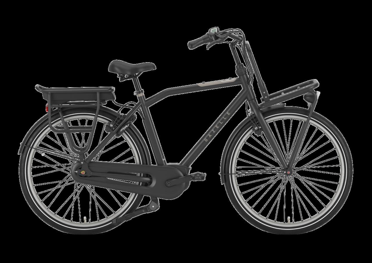 Gazelle - HeavyDutyNL C7 HMB   el-cykel